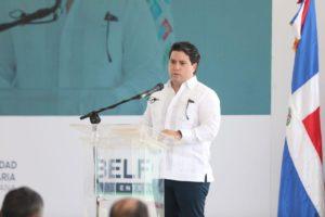 Presidente Consejo Administrativo Autoridad Portuaria, Alejandro Campos, Rehabilitación Puerto de Barahona