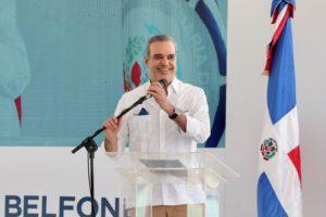Presidente Luis Abinader Rehabilitación Puerto de Barahona